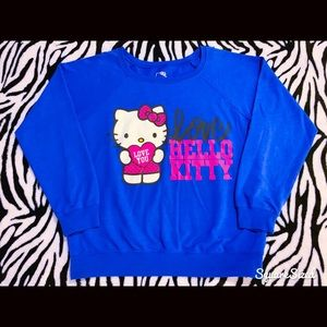 Brand New! HELLO KITTY Sweatshirt